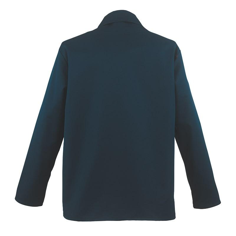 Veste de Cuisine à Manches Longues Babor Bleu - ROBUR - look marin