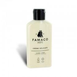 Crème Délicate d'Entretien Chaussures Cuir Lisse Incolore - FAMACO