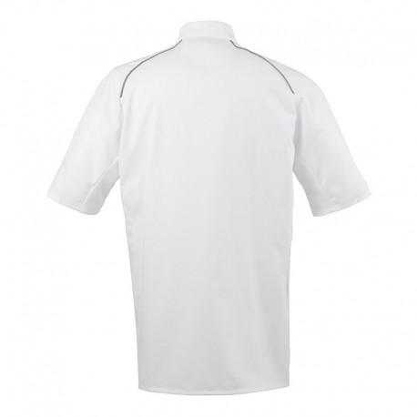 Veste De Cuisine Benak 37.5 Manches Courtes - ROBUR - Maille 37.5 cou et dessous de bras