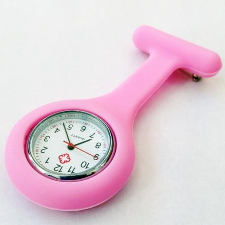 Orologio rosa infermiera
