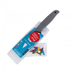 Couteau Office 8 cm - Gamme Colour Prof - Arcos - 6 couleurs interchangeables