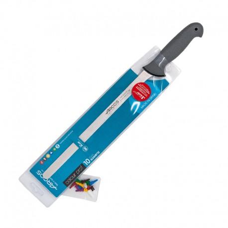 Couteau à jambon flexible 30 cm - Gamme Colour Prof - Arcos - Couleurs interchangeables
