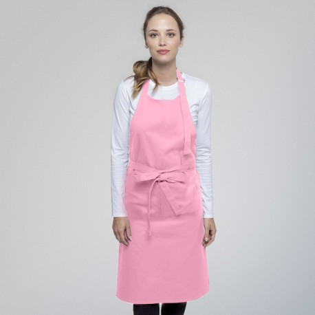 Tablier à bavette rose - TOPTEX