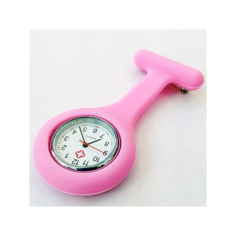 Orologio infermieragiallo