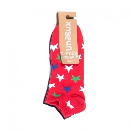 Chaussettes Étoiles et...