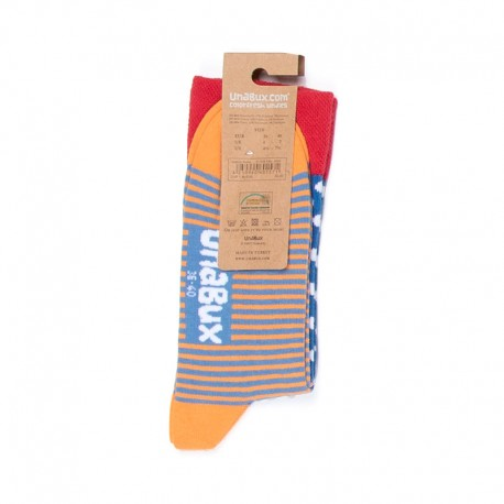 Chaussettes Multicolores À...