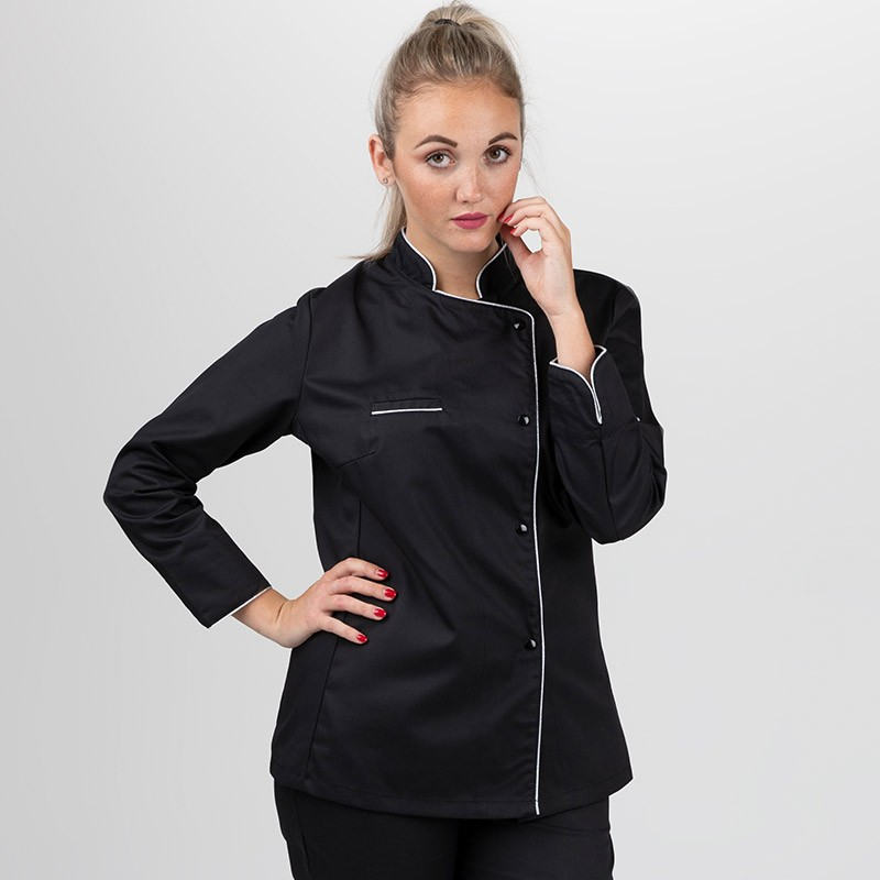La Box Silver Femme - MANELLI - Veste + Tablier + Toque