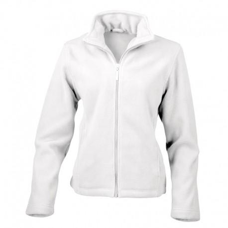 Veste polaire médicale blanche - TOPTEX