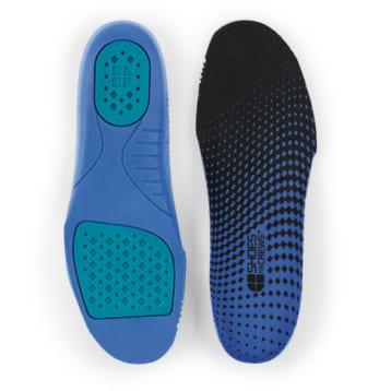 Semelle shoes for crews dos arrière