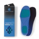 Semelles shoes for crews carton dos gel
