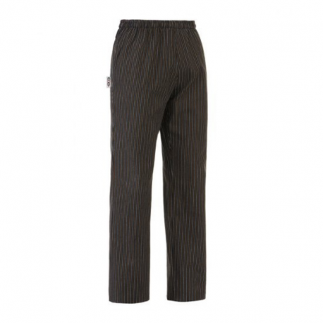 Pantalon de cuisine Egochef couleurs Italie