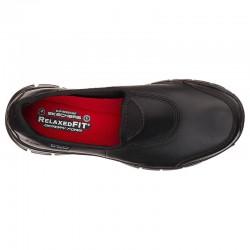 skechers sure track chaussure cuisine femme noir