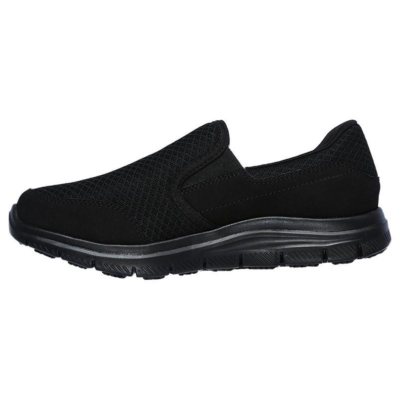 Skechers chaussure de sécurité et de cuisine noir pour femme