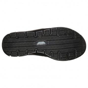 Skechers chaussures de cuisine antidérapante noir