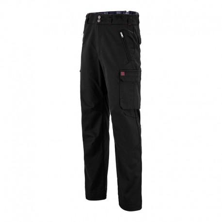 Pantalon de Travail Noir Homme Achille LAFONT