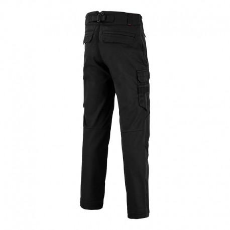 Pantalon de Travail Noir Homme Achille LAFONT dos