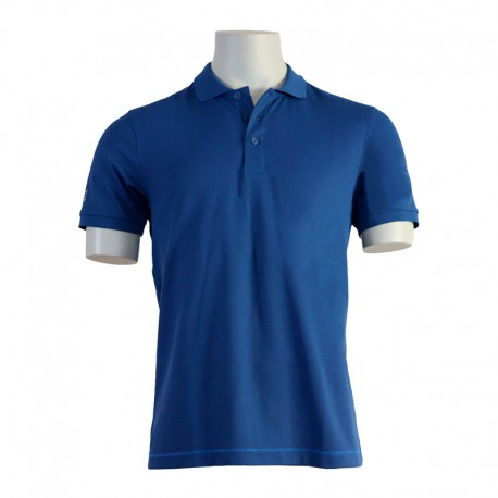 Polo de Travail Bleu Homme  PUMA WORKWEAR