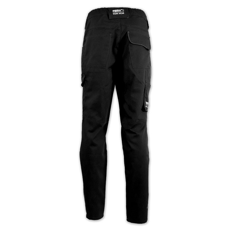 Pantalon Puma Workwear dos poche