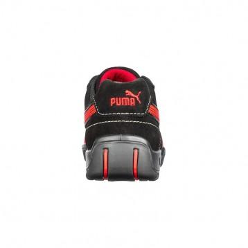 Basket de Sécurité Puma mixte - Silverstone Low - S1P