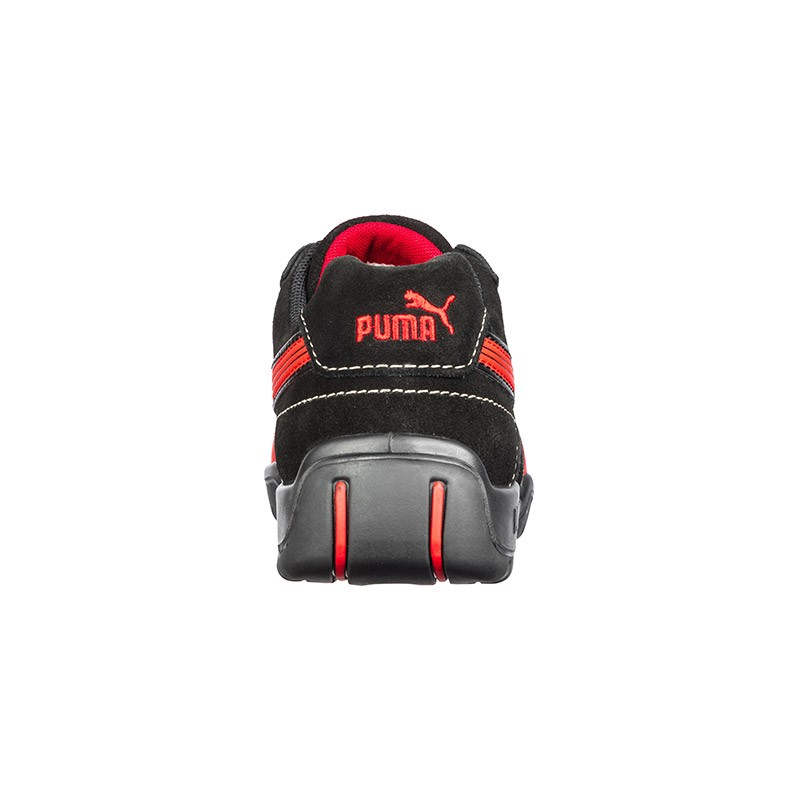 Basket de Sécurité Puma mixte Silverstone Low S1P