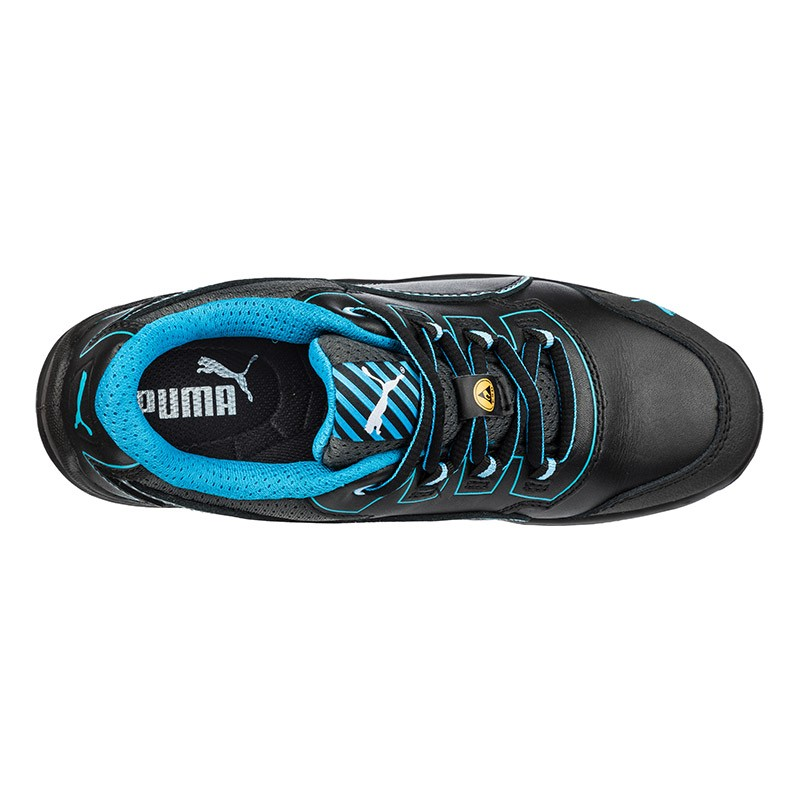 Chaussures de sécurité puma safety NIOBE BLUE WNS LOW