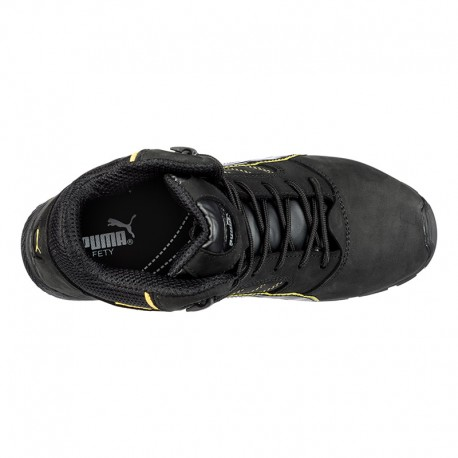 Chaussures de sécurité montantes Puma Amsterdam mid S3 SRC