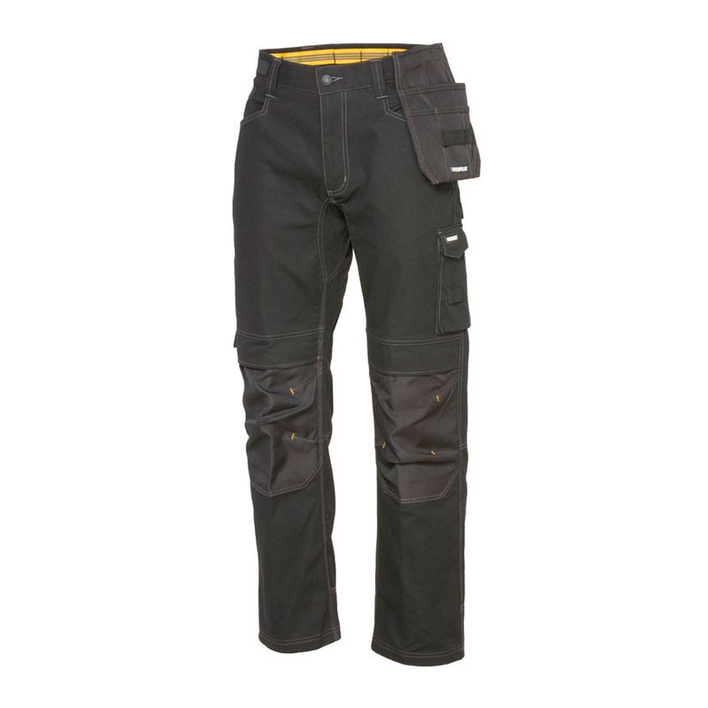 Pantalon de Travail Custom Elite Noir CATERPILLAR