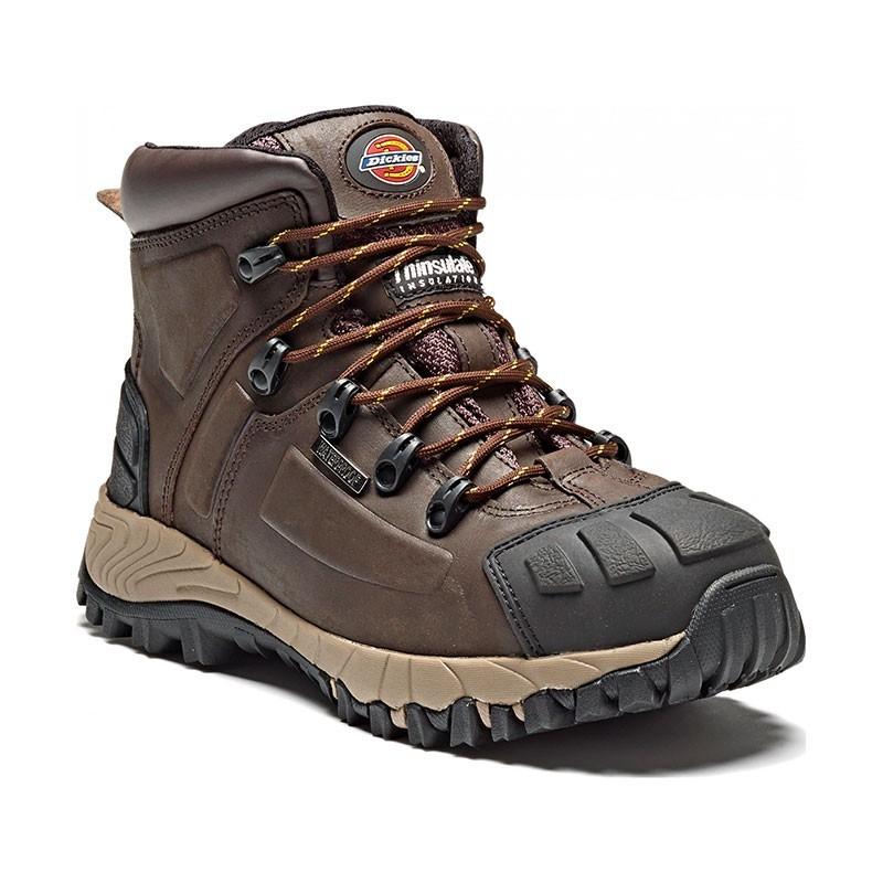 Chaussures de Sécurité Medway Marron Dickies