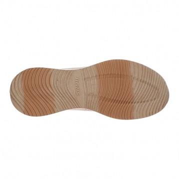 Baskets de Travail Rose Femme semelle antidérapante SKECHERS