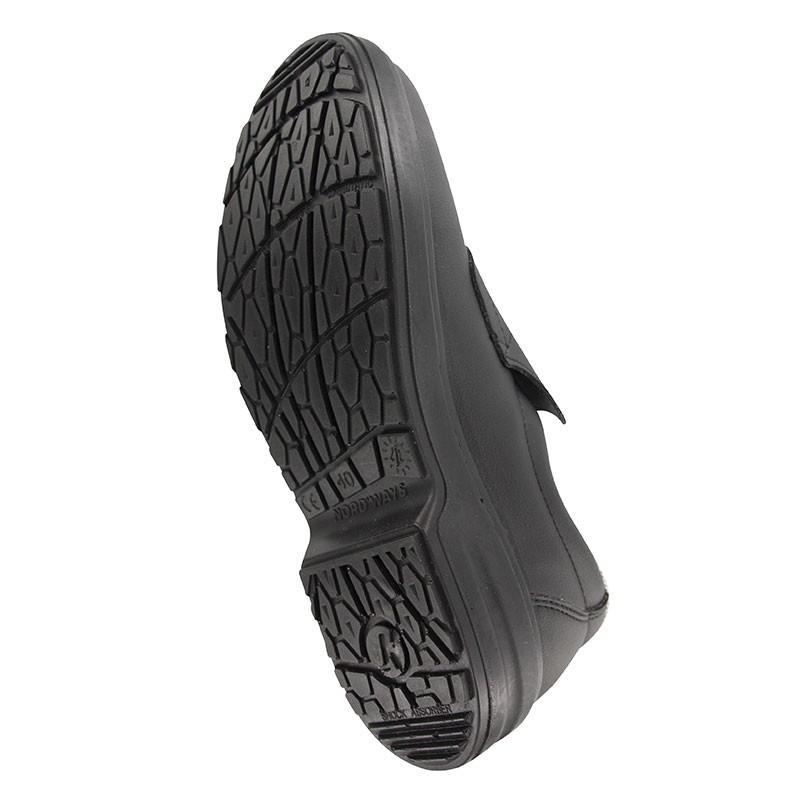 Chaussure de sécurité S2 semelle antidérapante nordways