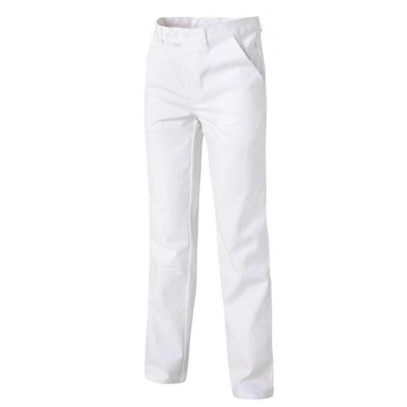 Pantalon de Travail Blanc MOLINEL