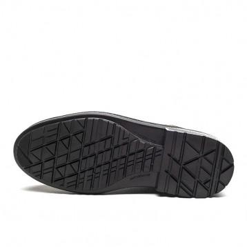 Semelle chaussure de sécurité service homme noir