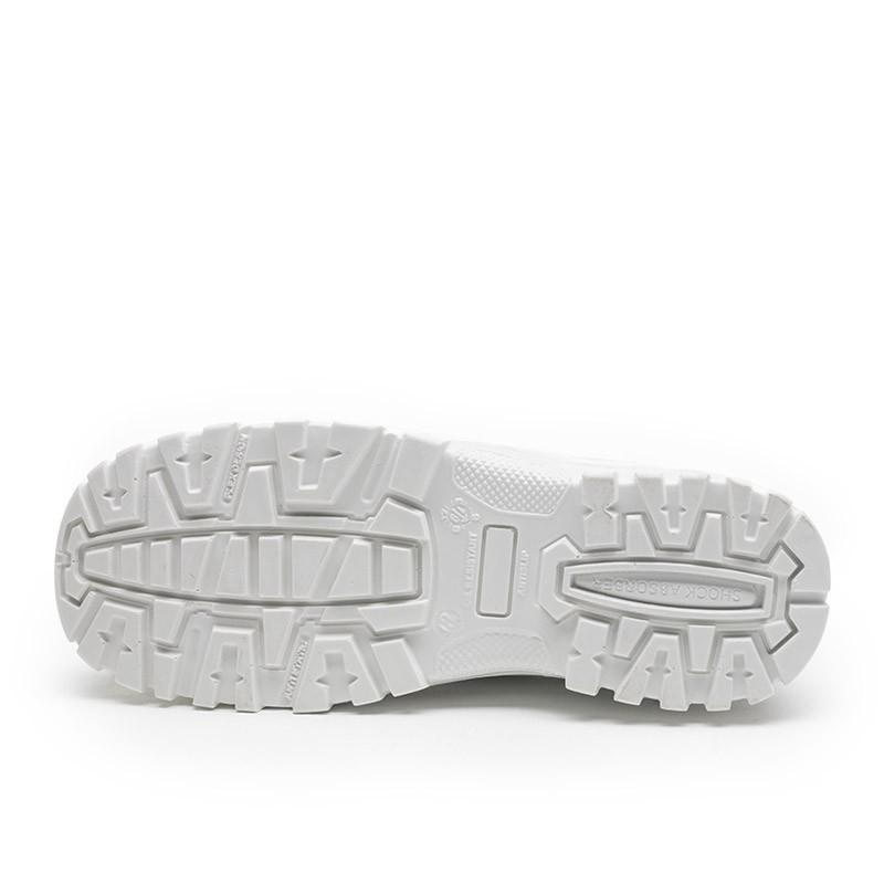Chaussure de cuisine blanche S2 pas cher - TecSafety
