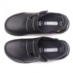 Chaussure de sécurité semelle antidérapante oxypas Lilia