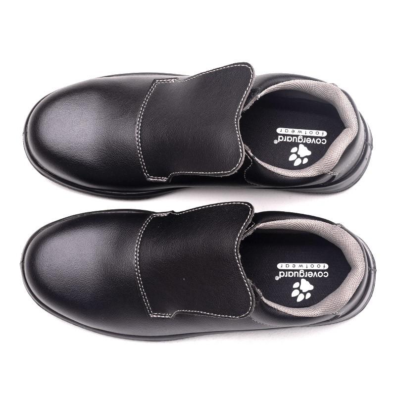 Chaussure de sécurité Noire S2 ORTL Embout de protection
