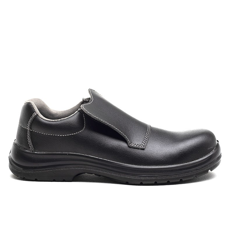 Chaussures de Cuisine Sécurité Noir Cat S2 droite