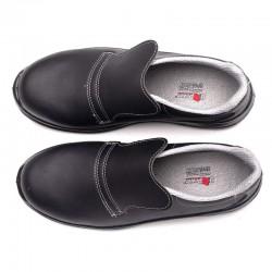 Chaussures de Cuisine Noires Cat S2 - U-Power Coque de Protection