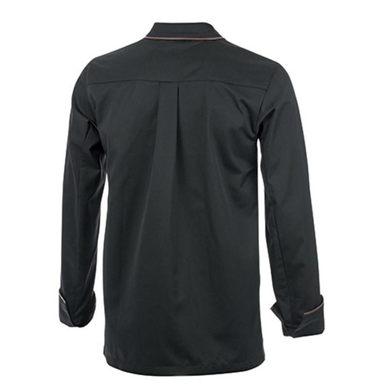 veste de cuisine noir lafont navarre