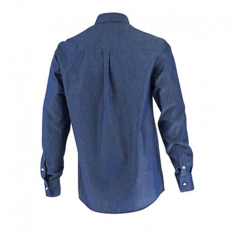 chemise de serveur lafont amelot jean denim