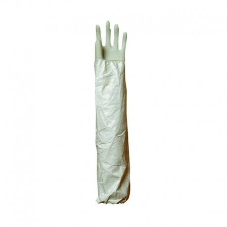 Manchettes de Protection Jetable TYVEK 40 cm de Long par Paire