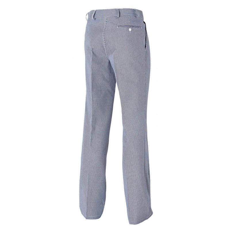 Pantalon de Cuisine Pied de Poule Homme MOLINEL