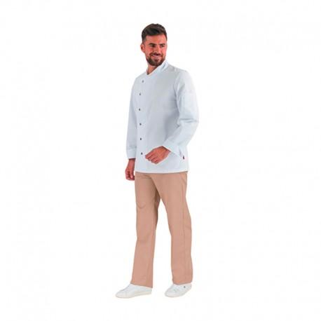 Pantalon de Cuisine Toast Beige Homme LAFONT