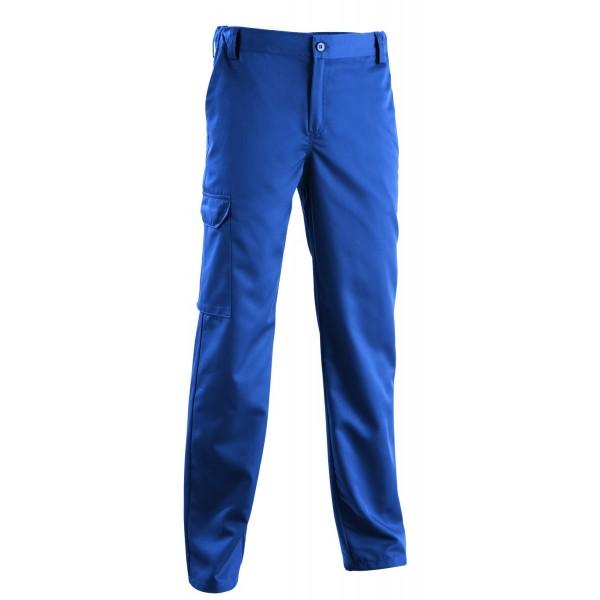 Pantalone da medico per uomo Romeo blu
