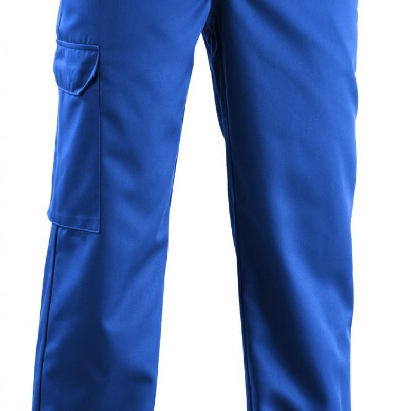 Pantalon Médical Homme Roméo Bleu infirmier aide soignant pas cher promo hopital promotion