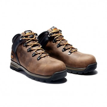 Chaussures de Sécurité Splitrock XT Coloris Marron - TIMBERLAND PRO