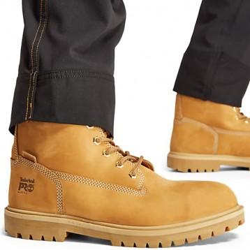 Chaussures de Sécurité Iconic Work Couleur Miel - TIMBERLAND PRO