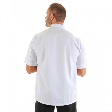 Veste de boulanger blanc...