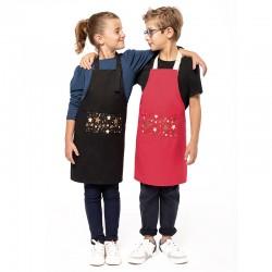 tablier enfant cuisine pour noel toptex