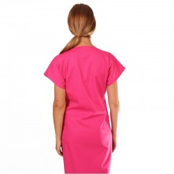 blouse medicale rose Manelli