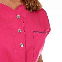 blouse medicale valia boutonnee